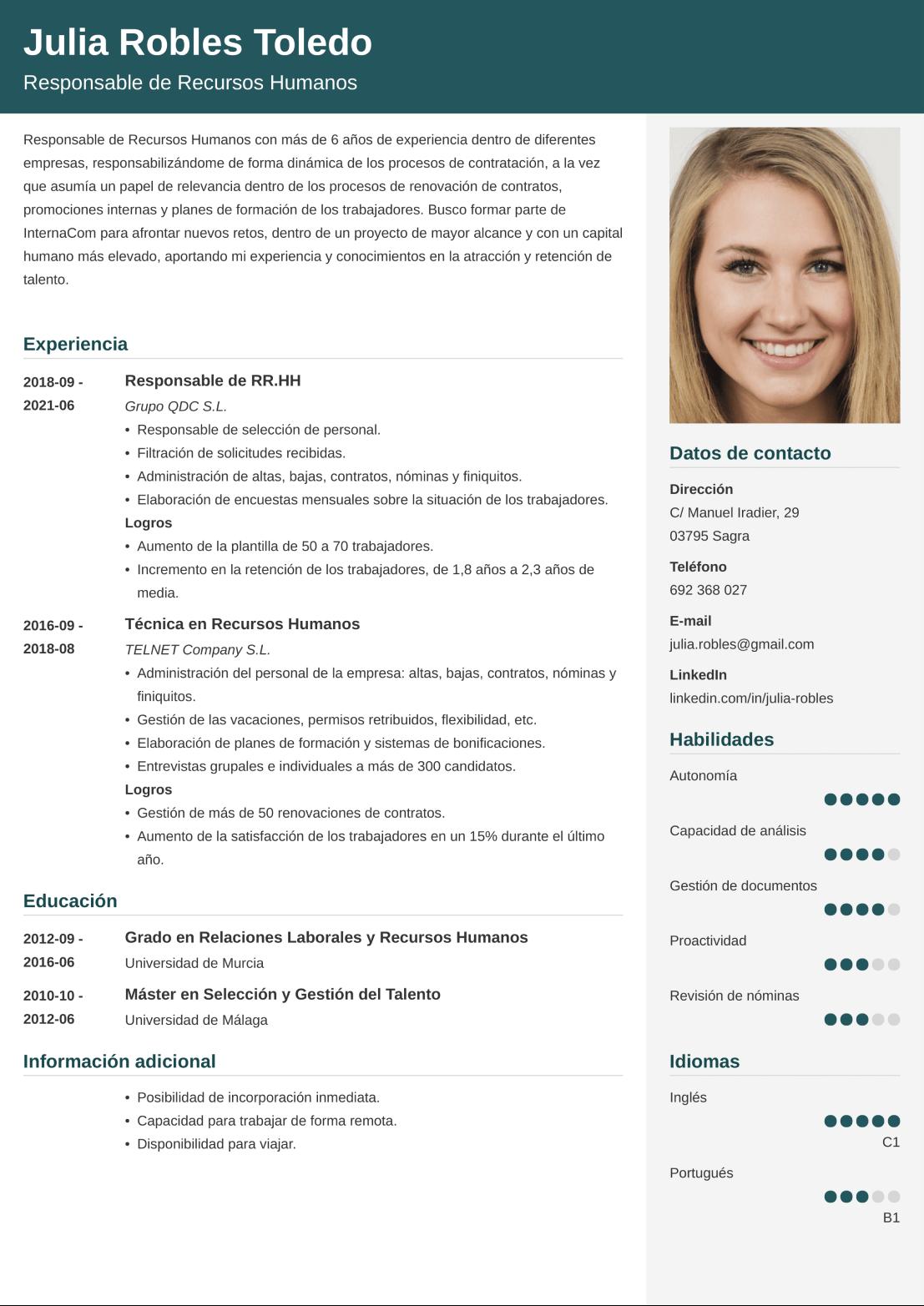 Curriculum online cubic