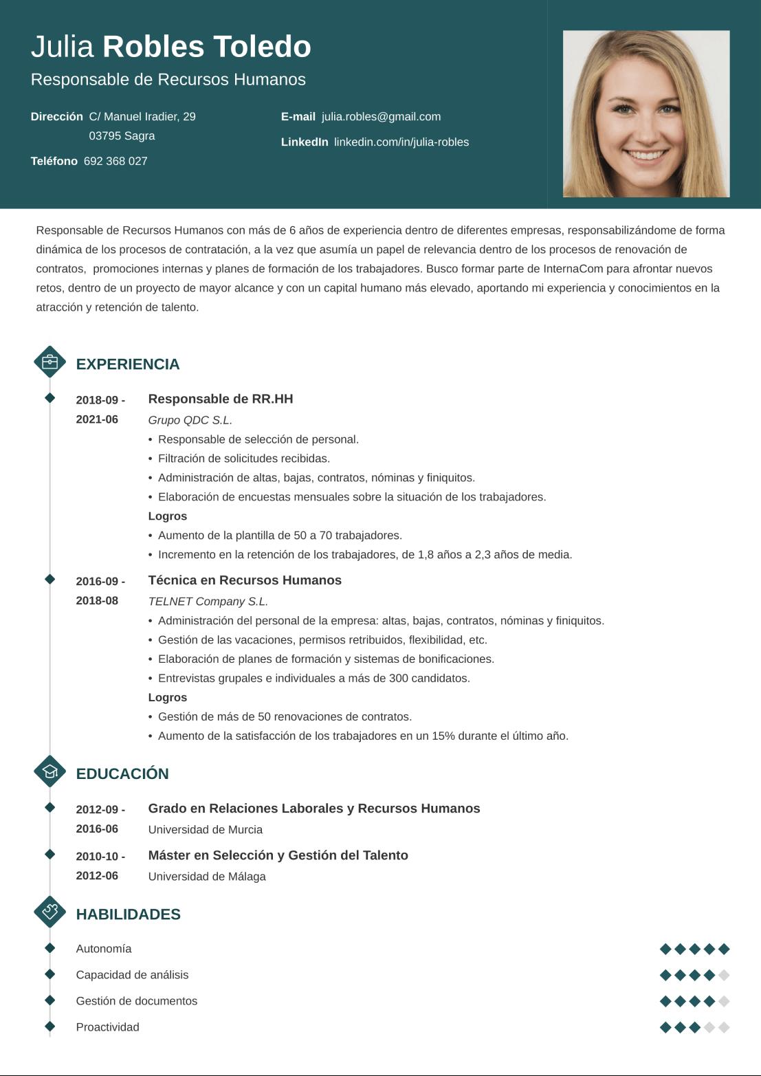 Curriculum online diamond