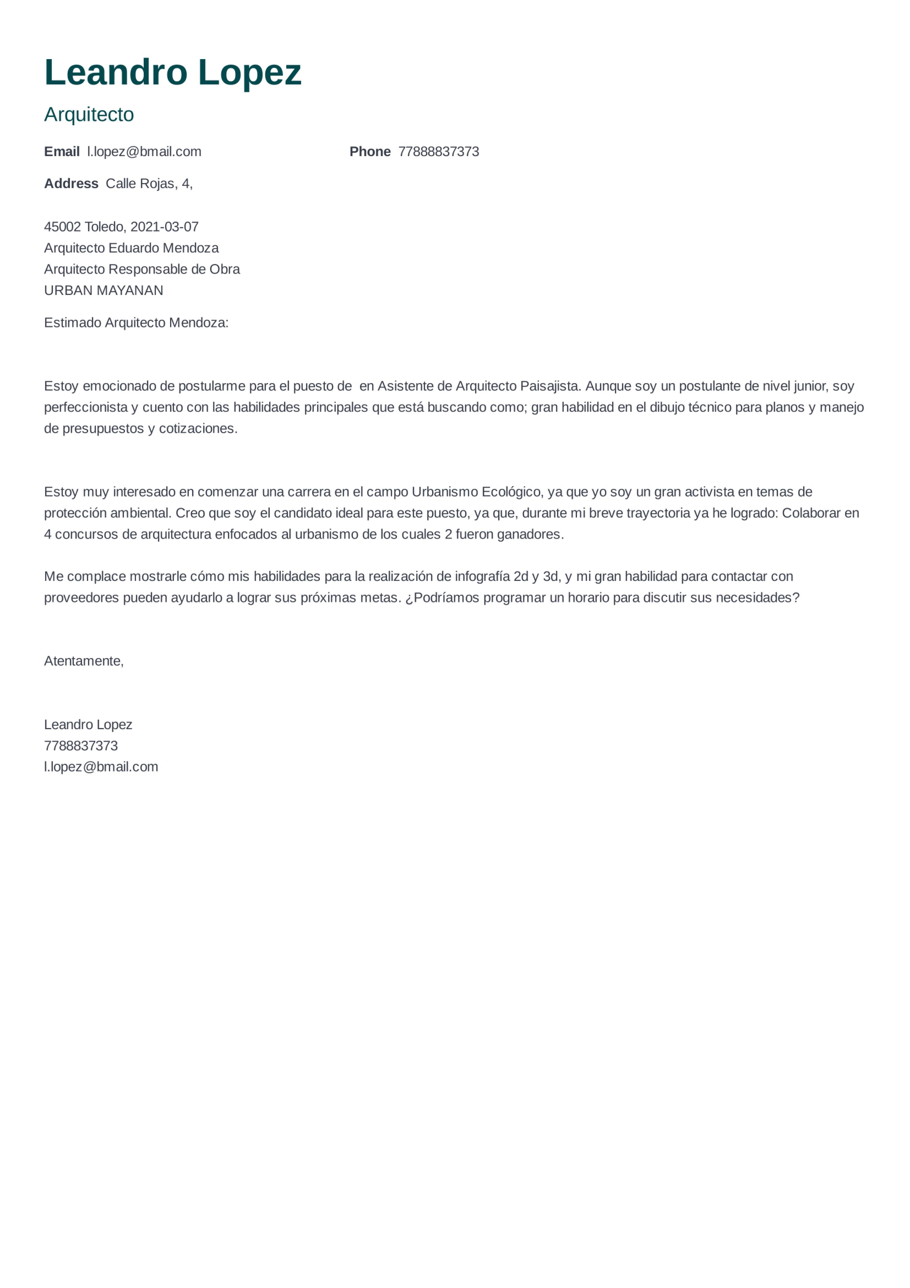 ejemplo carta de motivacion newcast