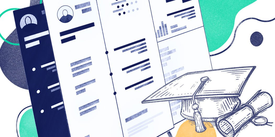 Academic CV Template—Examples, and 25+ Writing Tips