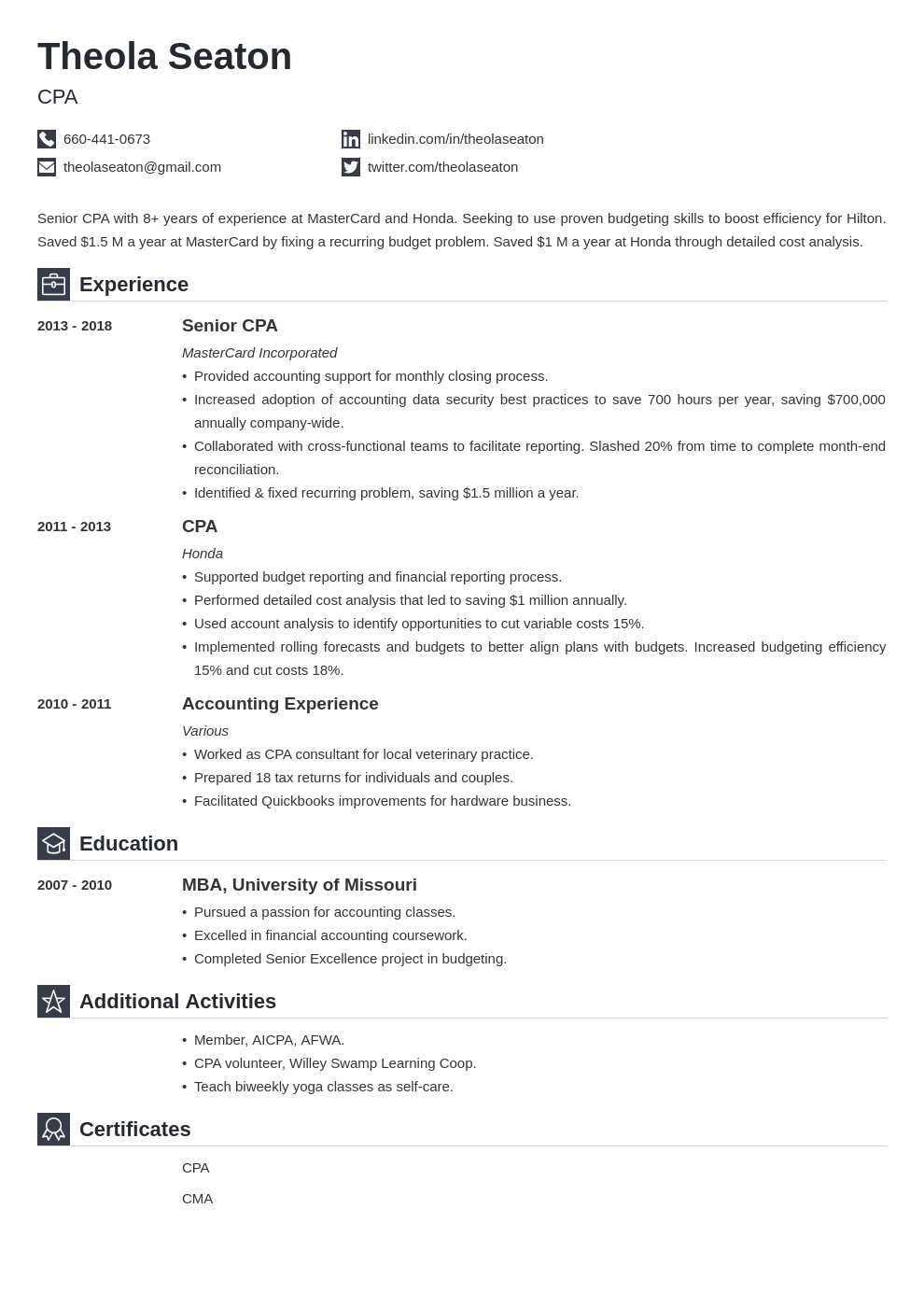 accounting template iconic uk
