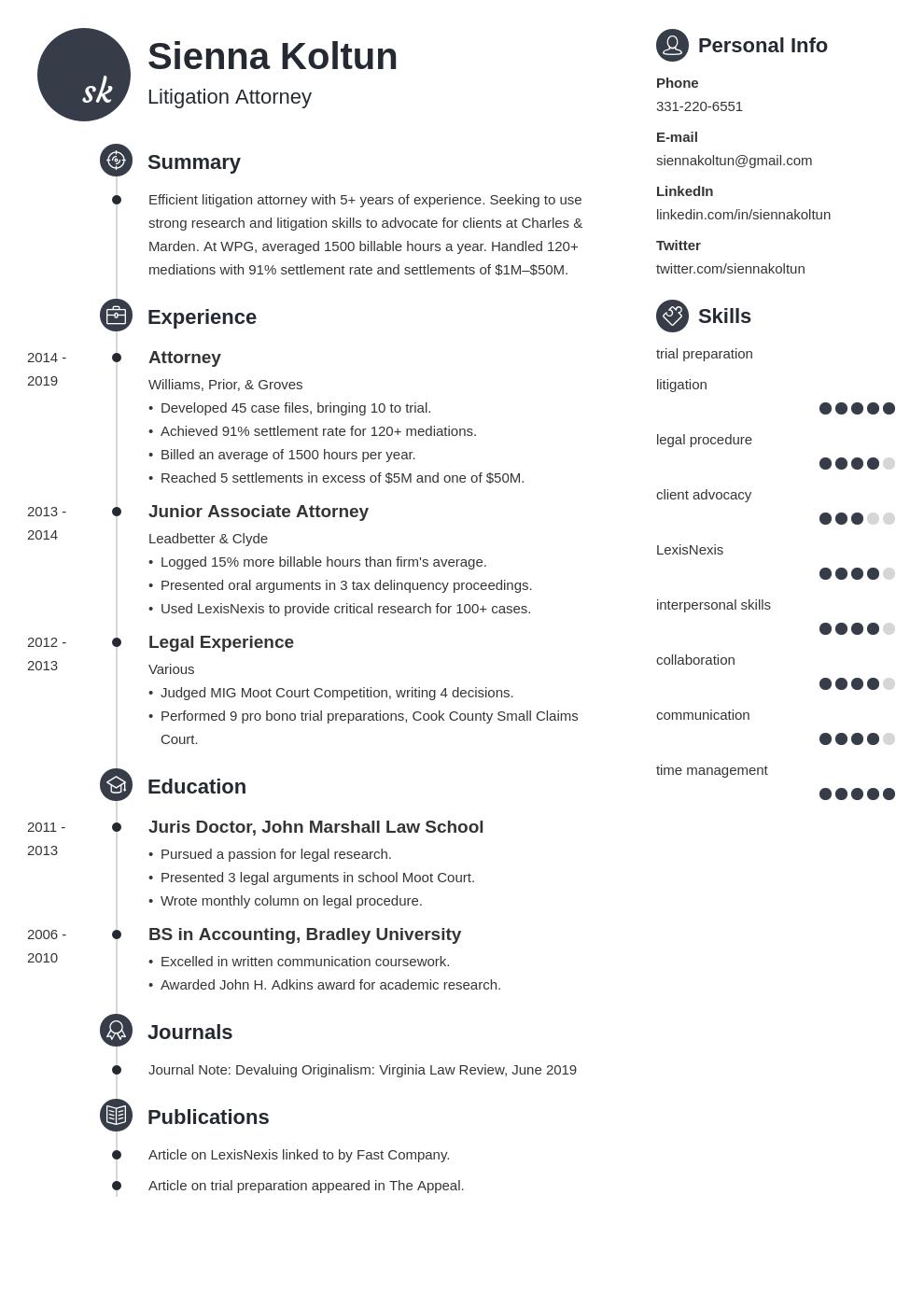 attorney template primo uk