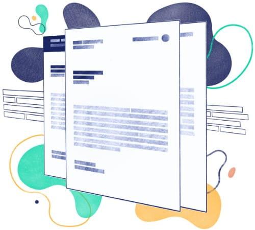 Carta de apresentação comercial para vendas ou novo cliente