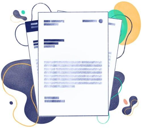 Carta de apresentação simples para emprego: modelo