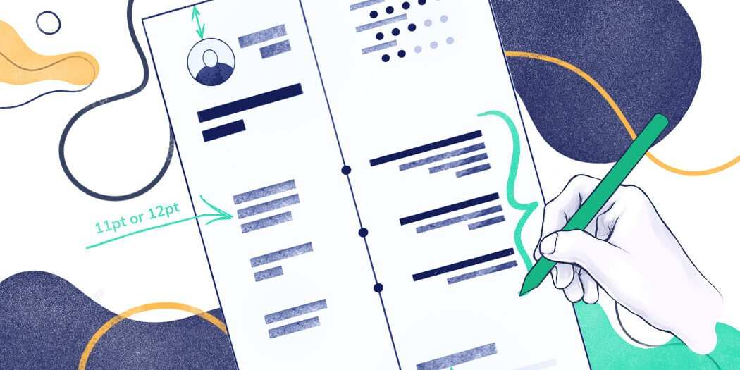 Chronological CV Template: Order of Sections & 20+ Writing Tips