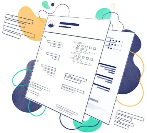 Como e onde colocar a informação de CNH (motorista) no currículo