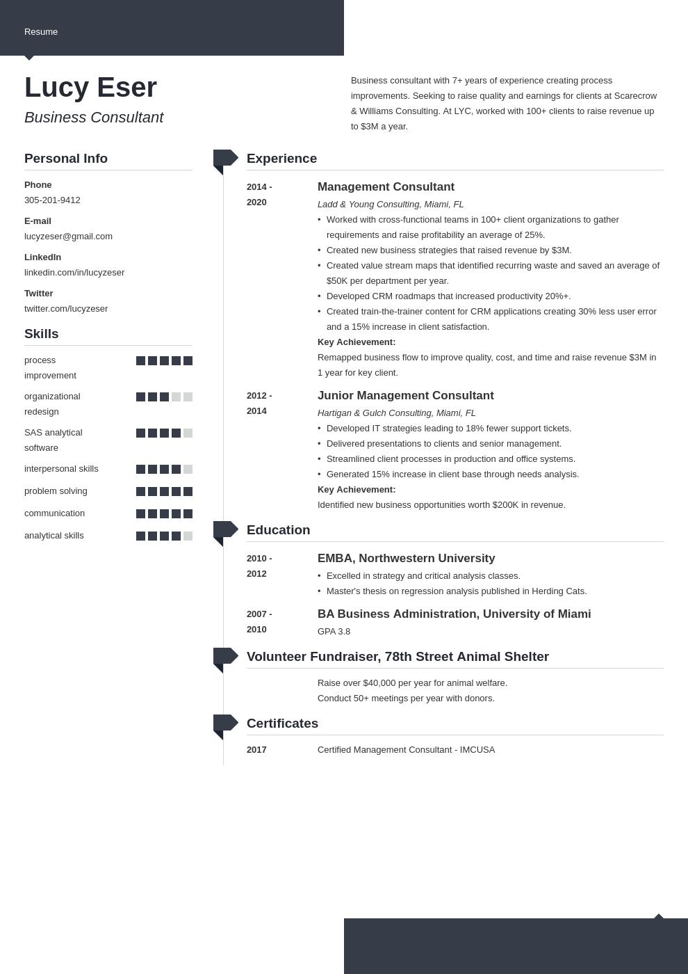 consultant template modern uk