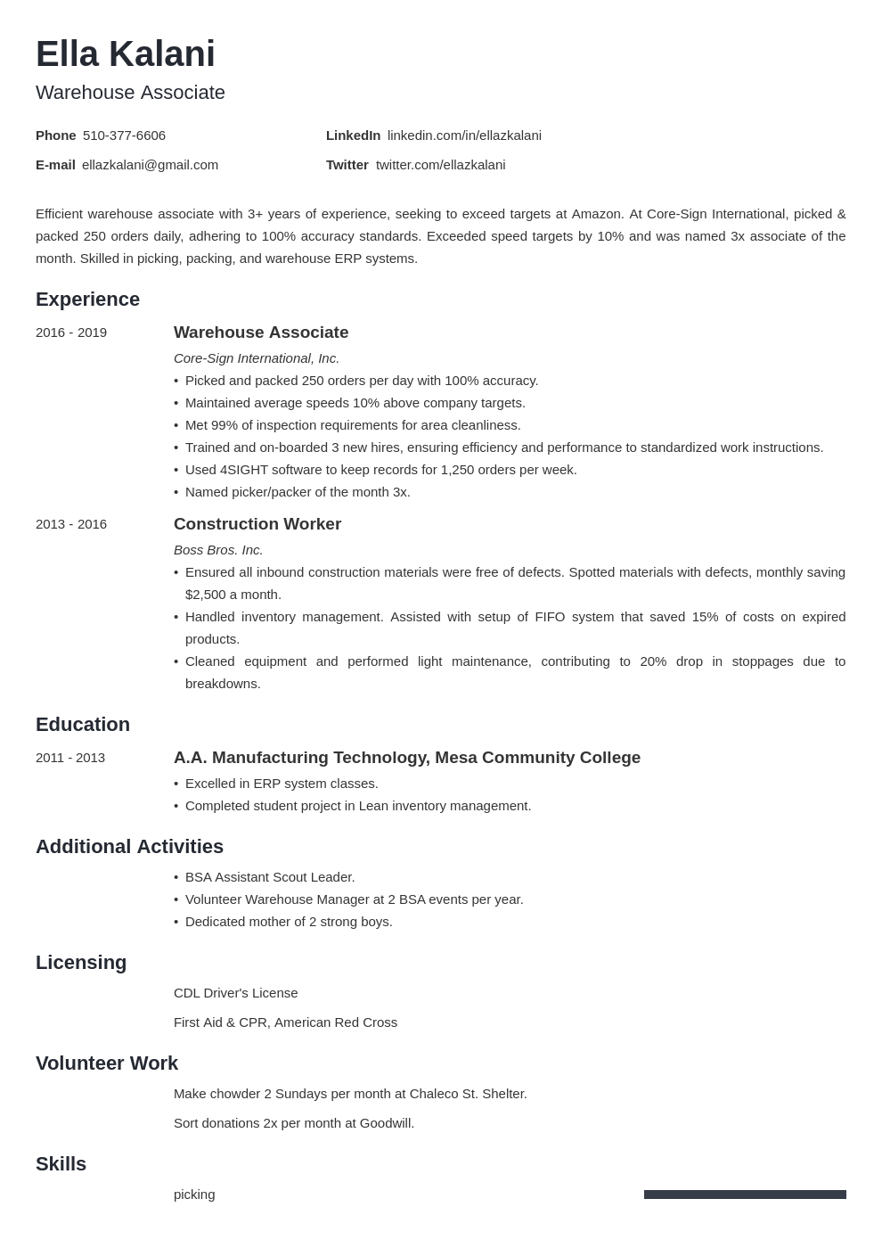 cover letter examples internal position template minimo