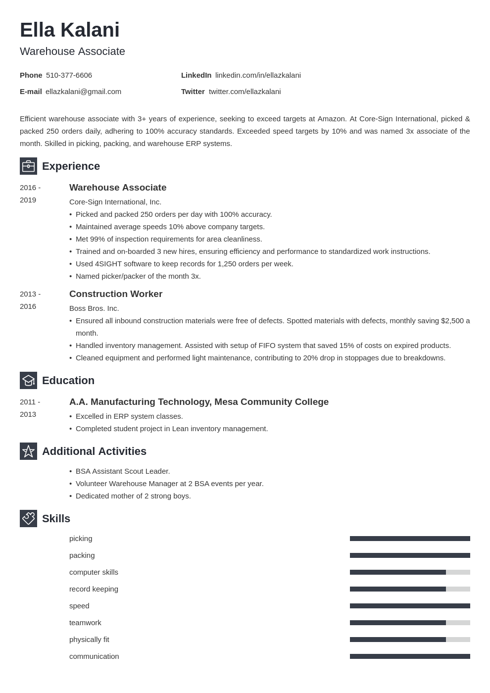 cover letter examples internal position template newcast