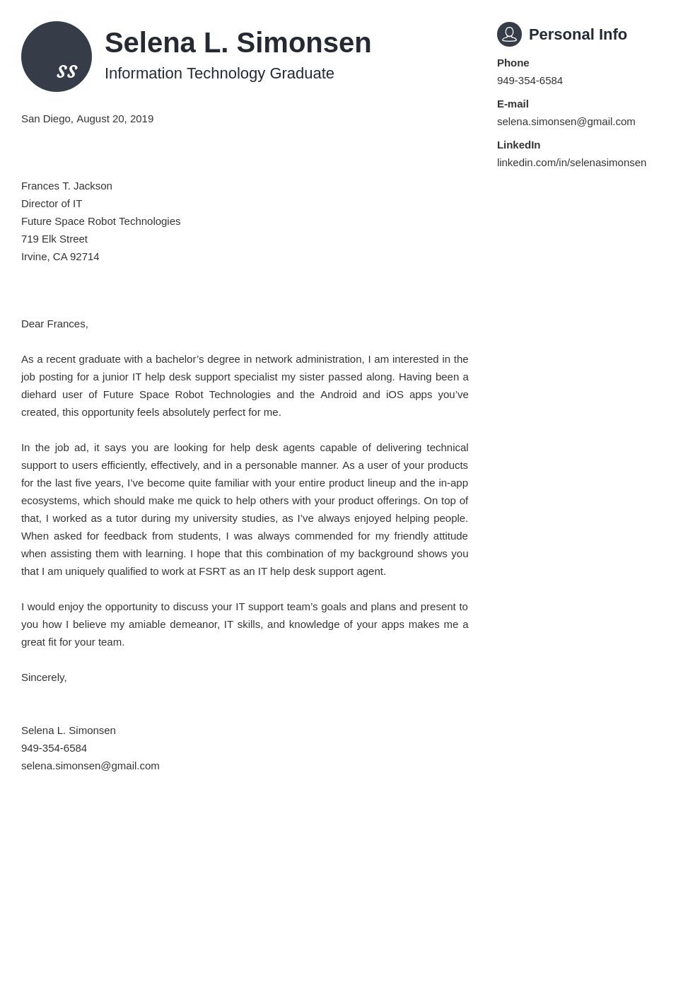 cover letter examples it template primo uk
