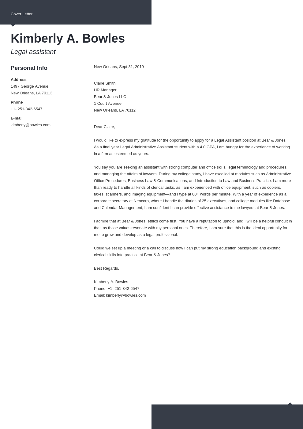 cover letter examples legal assistant template modern uk