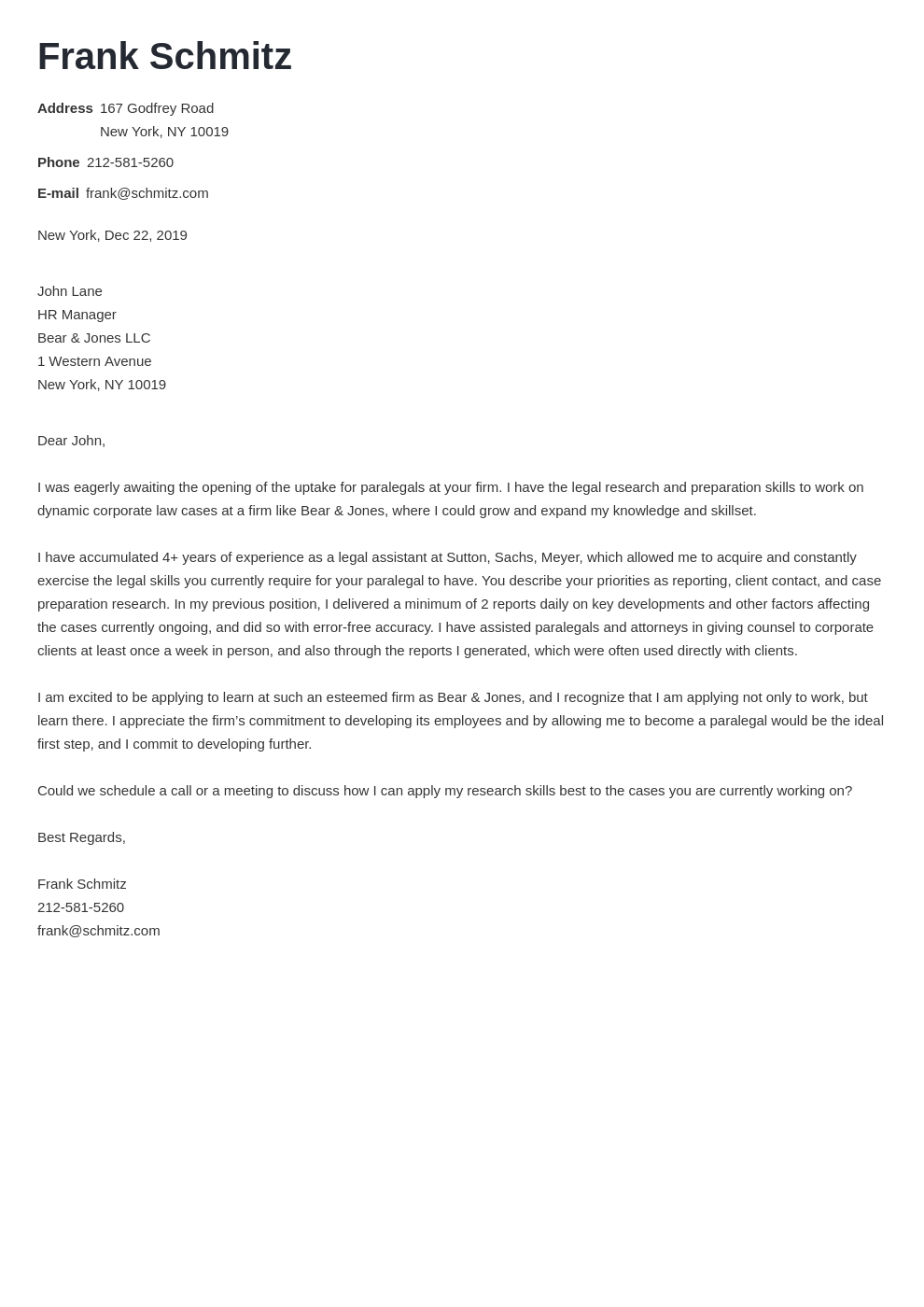 cover letter examples legal template nanica