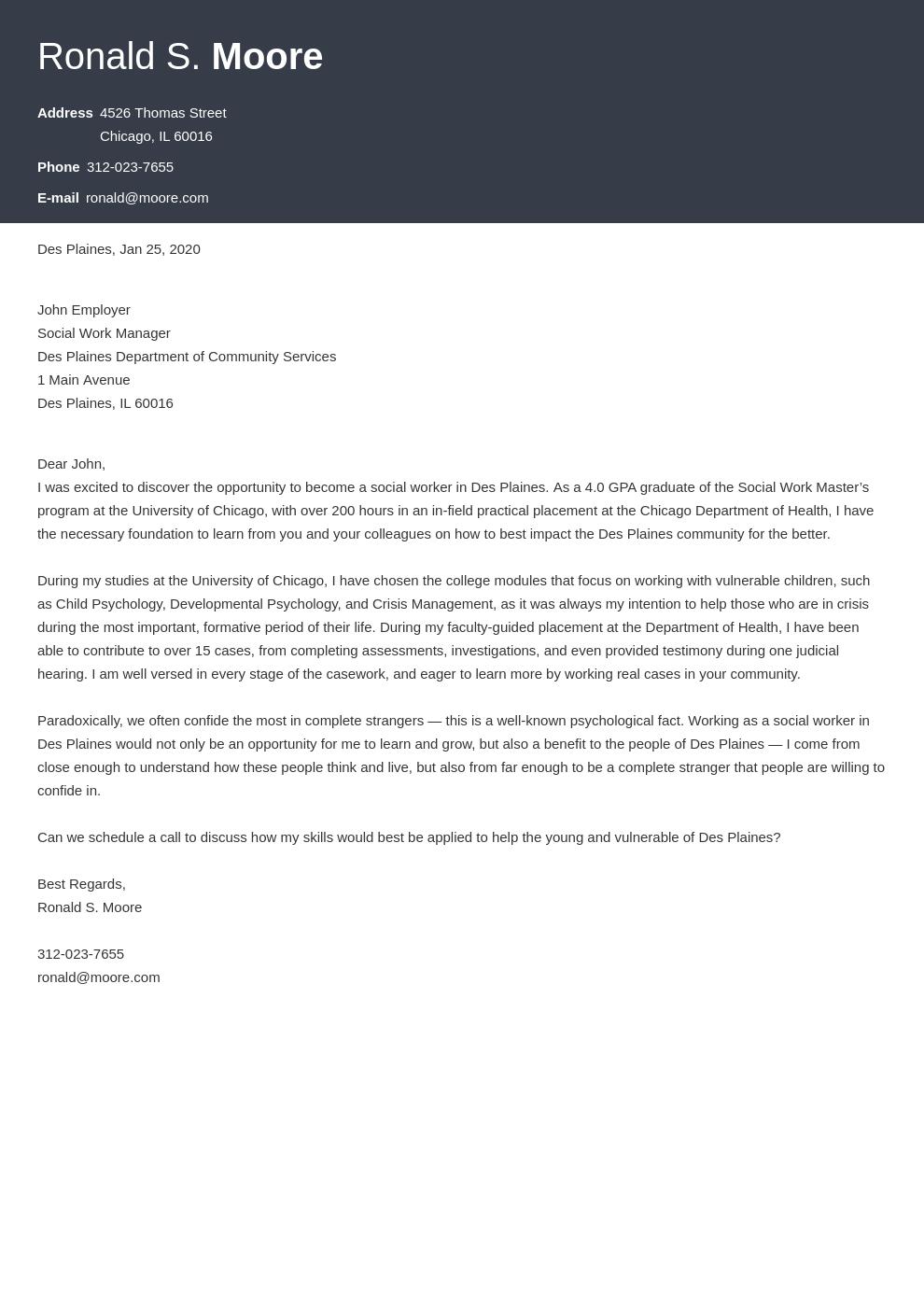 cover letter examples social work template diamond uk