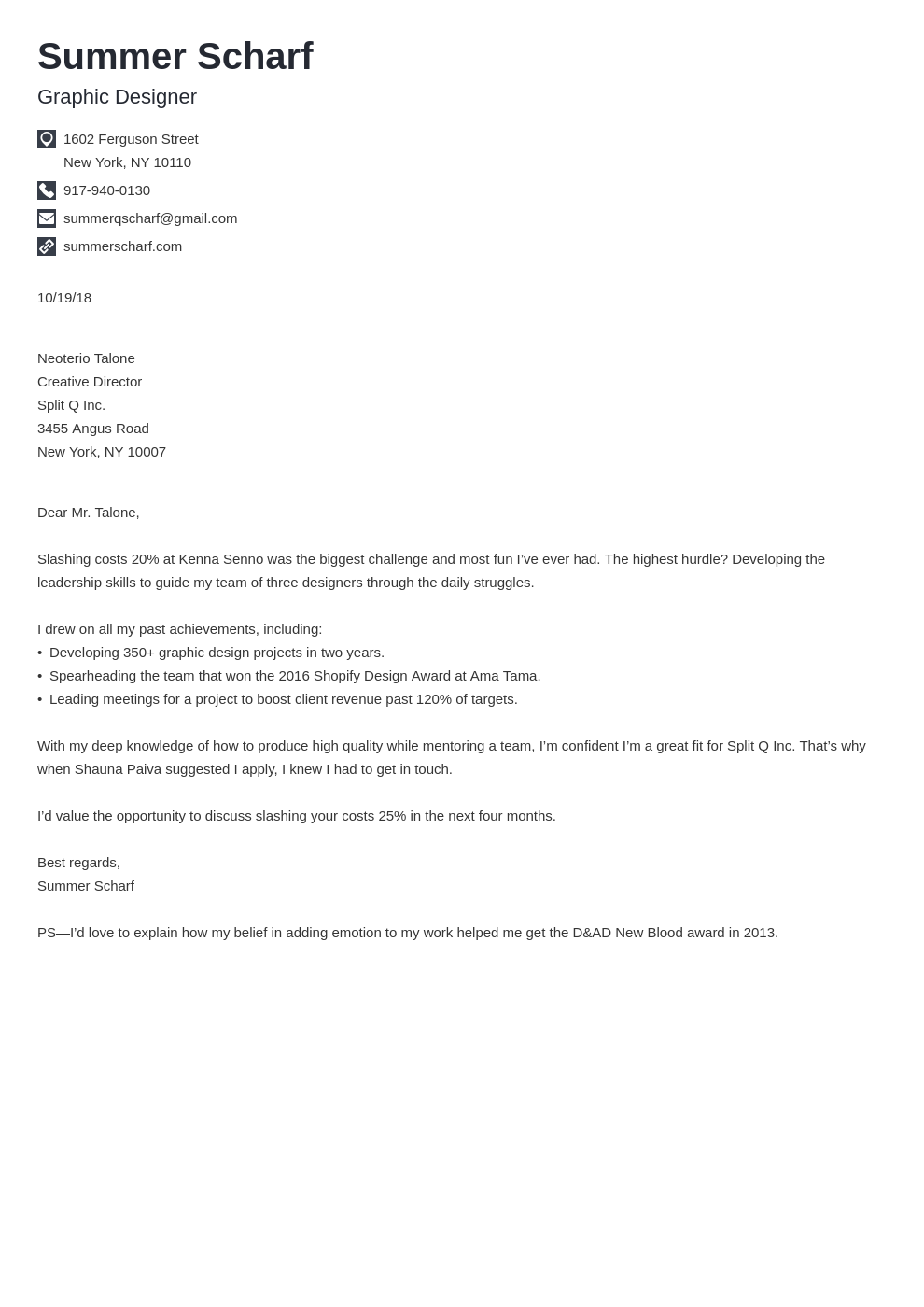 cover letter how to start template iconic