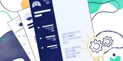 Modelo de currículo de engenheiro civil: PDF ou Word