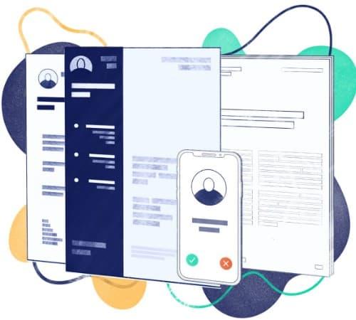 Modelo de currículo pronto para editar online: 18 exemplos
