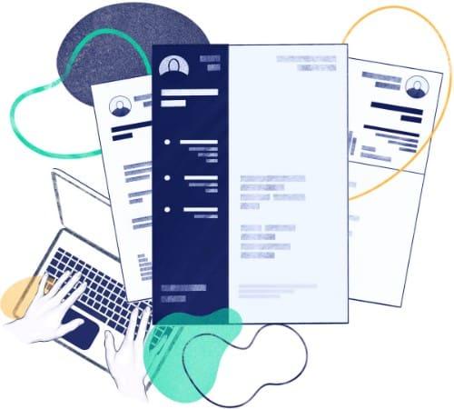 Modelo de currículo sem experiência profissional [como fazer]
