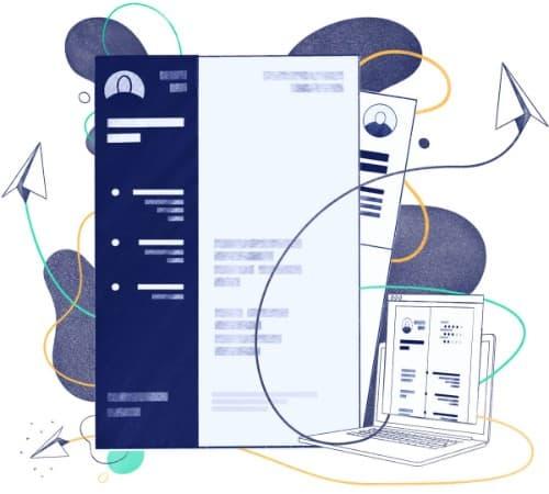 Como fazer um currículo virtual: modelo pronto para preencher