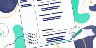 Modello gratis di curriculum vitae formato europeo [cv in pdf]