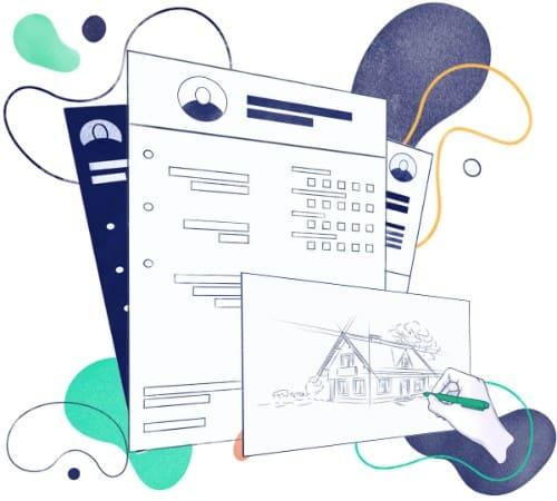 CV da architetto: esempio per neolaureato e professionista