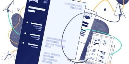 CV por Competencias: Ejemplo y Plantilla de Currículum