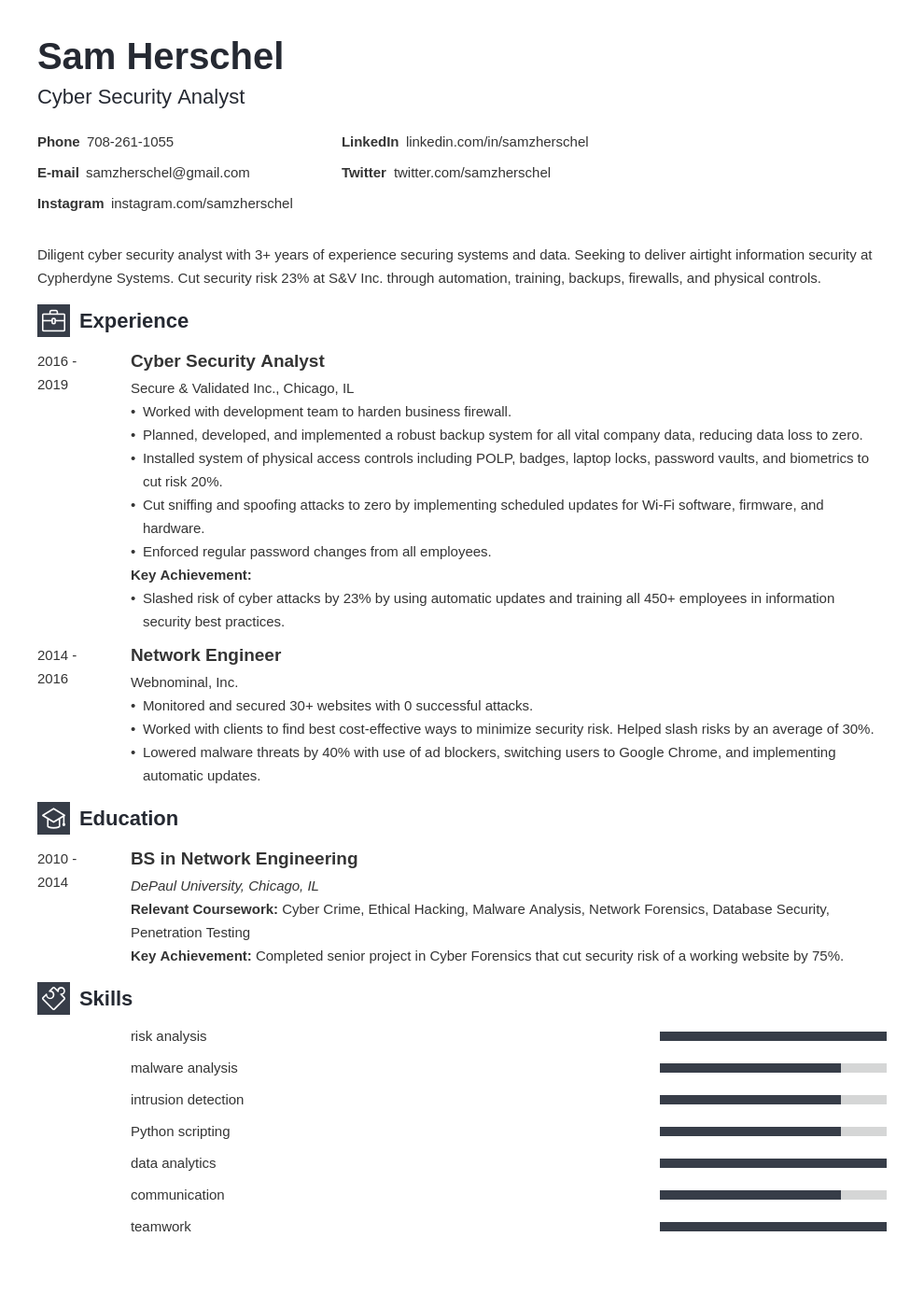 cyber security template newcast uk