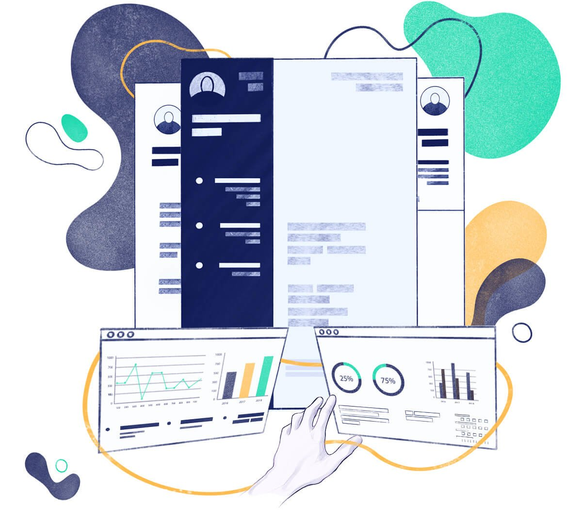 Data Analyst CV Sample—20+ Examples and Writing Tips
