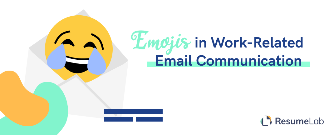 emoji in work related emails