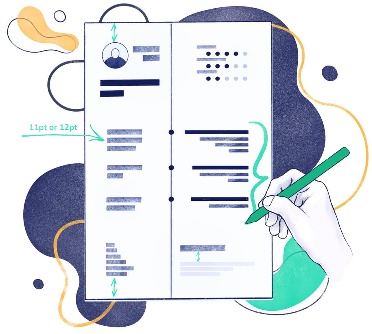 Executive CV—Template and 25+ Writing Tips