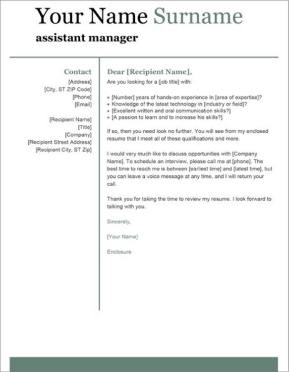 Sample Cover Letter For Attached Documents from cdn-images.resumelab.com