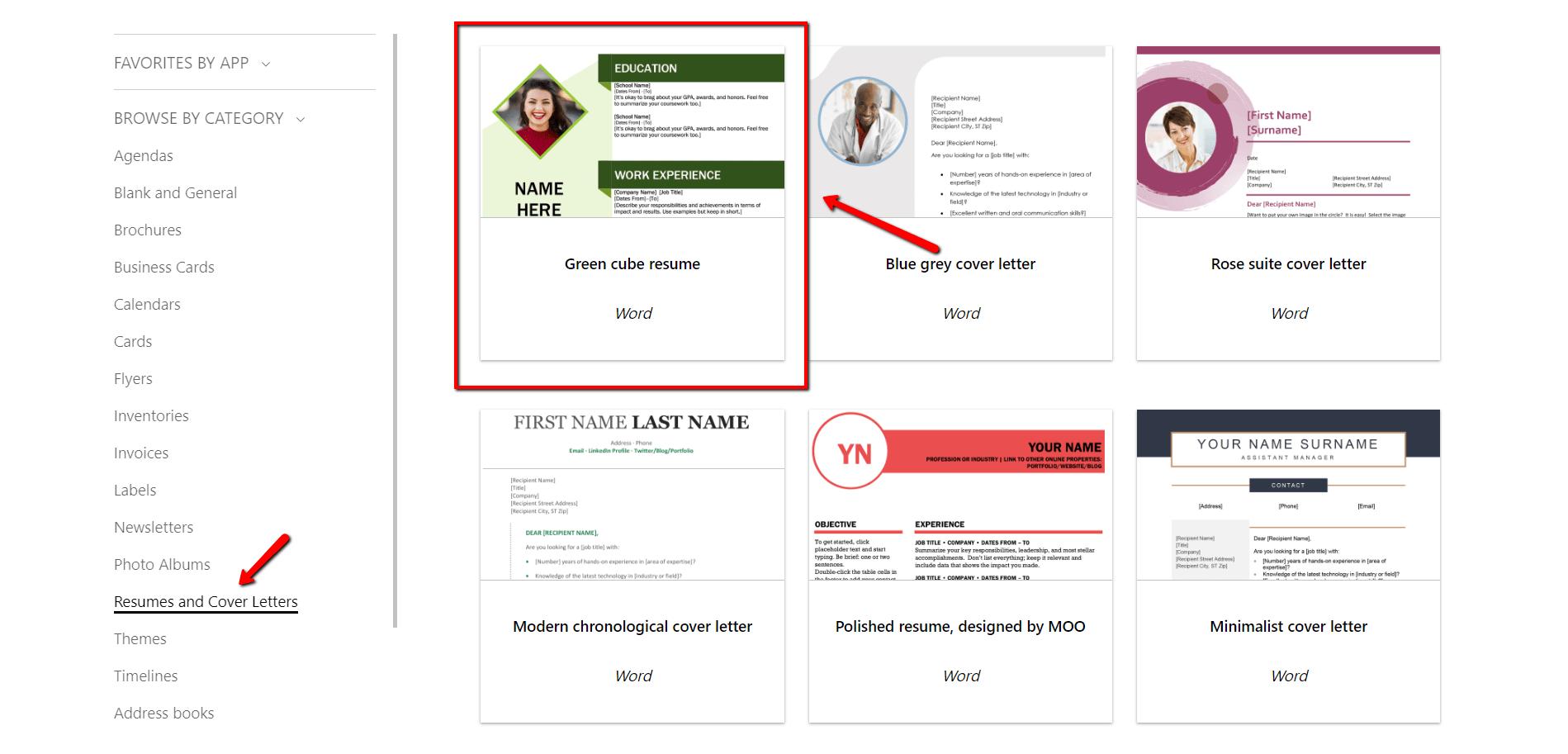 free resume templates u2014download  u0026 start making your resume