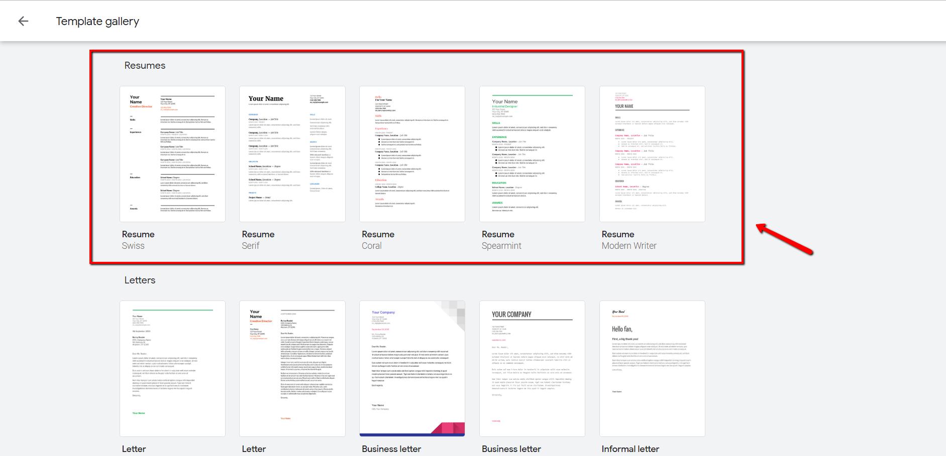 Free Resume Templates—Download & Start Making Your Resume