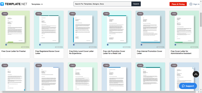 35+ Cover Letter Templates to Edit & Download [Including Free]