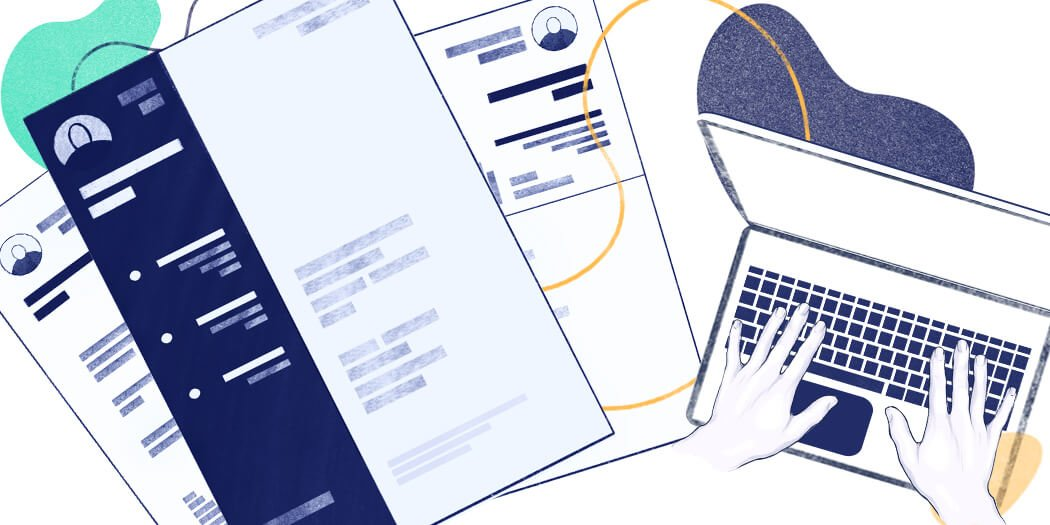 50+ Free Microsoft Word CV Templates to Download