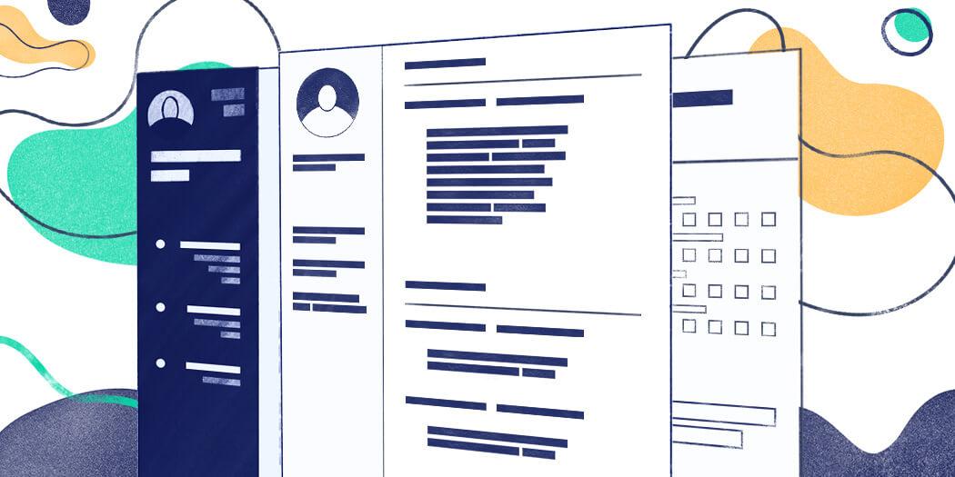 25+ CV Templates for Google Docs [Free Download]