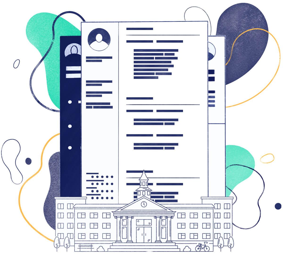 How to Write a CV for Graduate School Application?