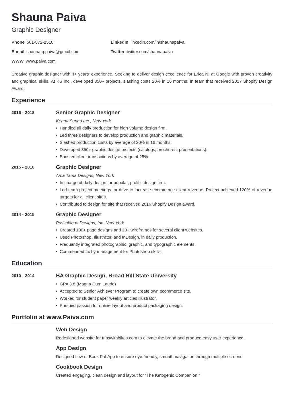 graphic design template nanica