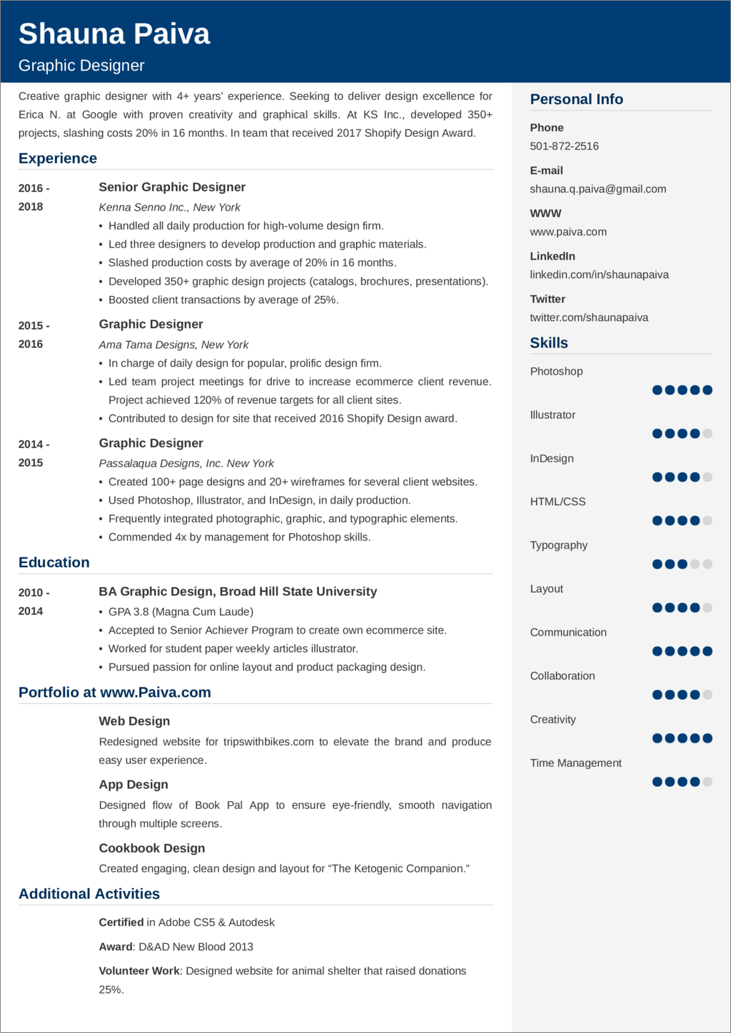 Resume 101—How to Write a Resume [Templates and 25+ Examples]