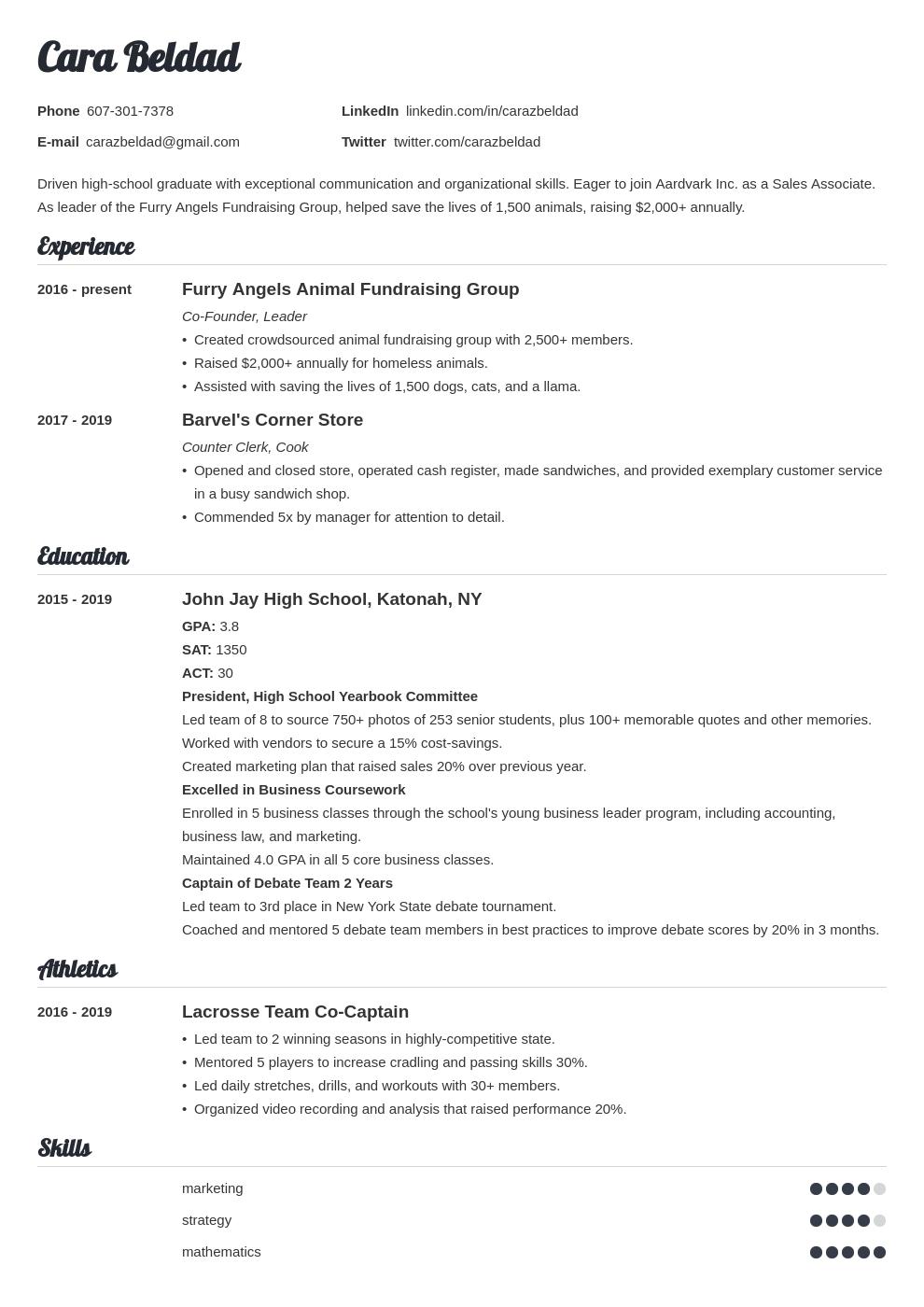 high school graduate template valera uk