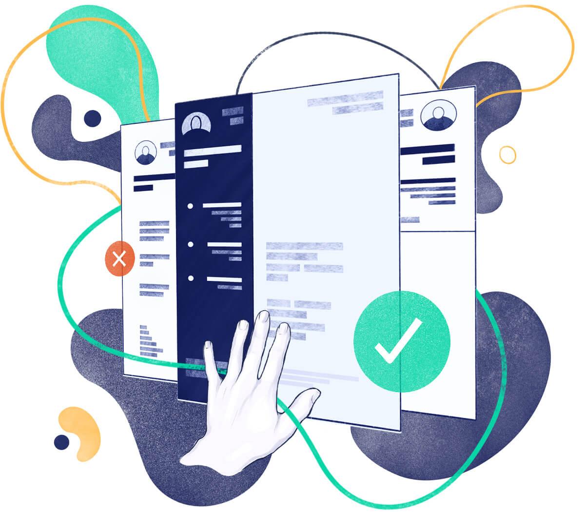 Human Resources CV: Example & 25+ Writing Tips