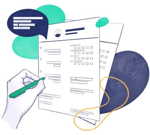 Currículo infográfico: como fazer um grátis para download