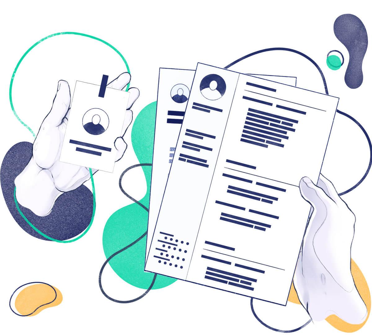 Internship CV Examples—Template & 25+ Writing Tips