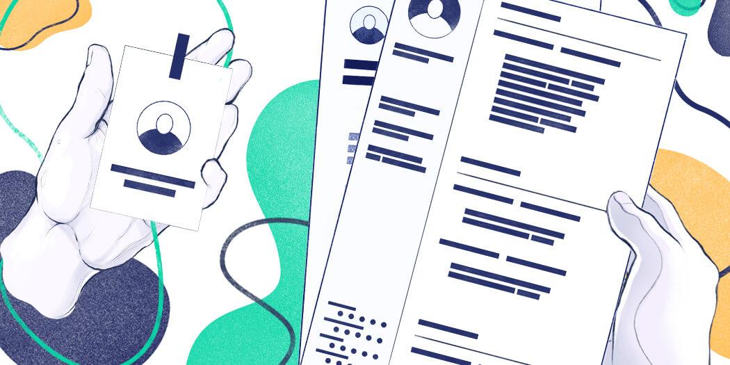 CV for Internship—Sample & 25+ Writing Tips