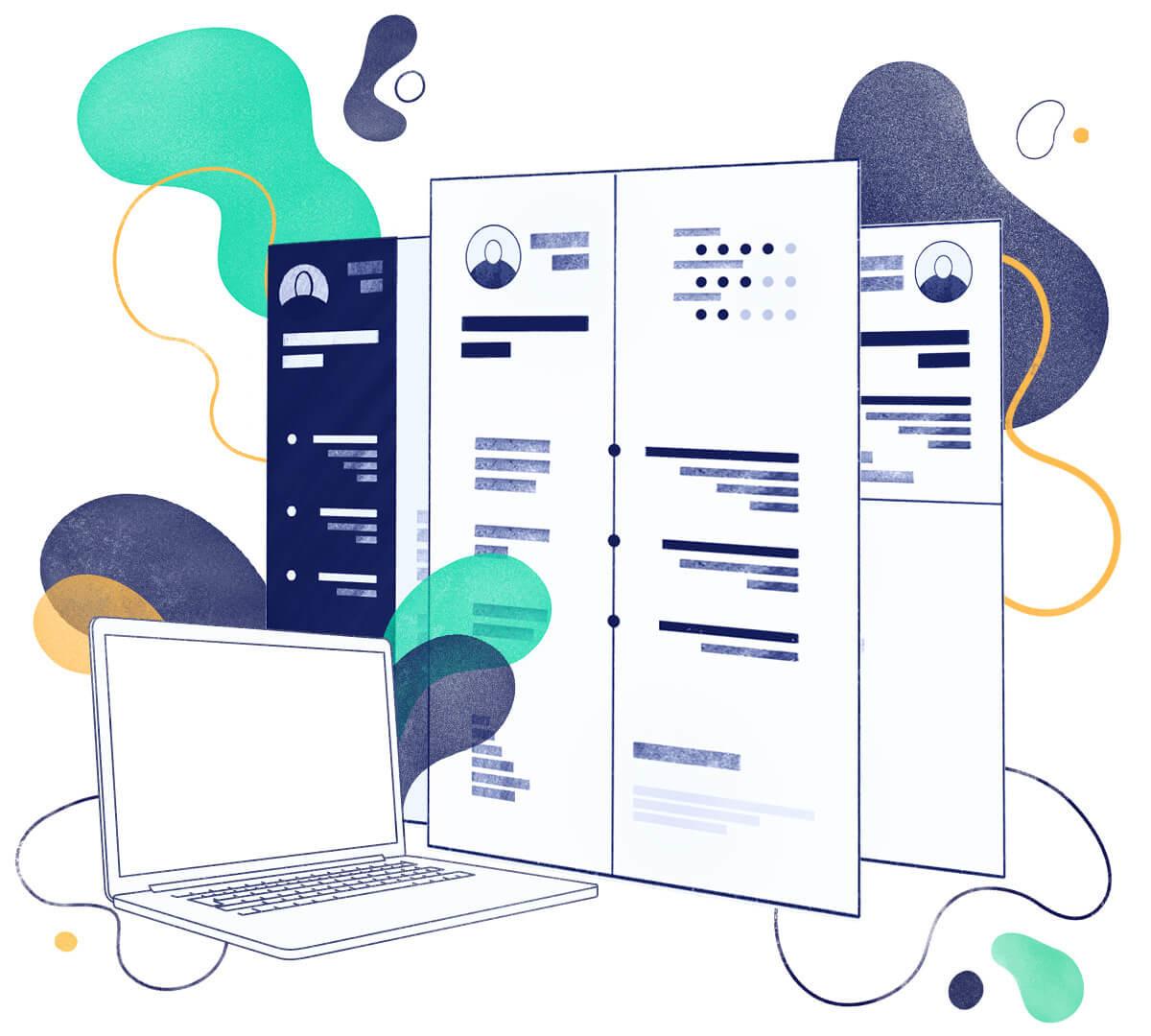 15+ LaTeX CV Templates and CV Templates for 2021