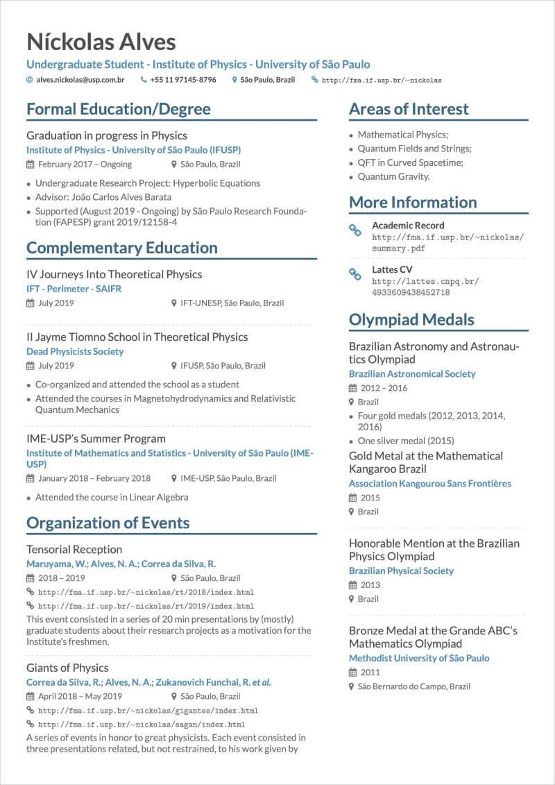 Latex Resume Builder from cdn-images.resumelab.com