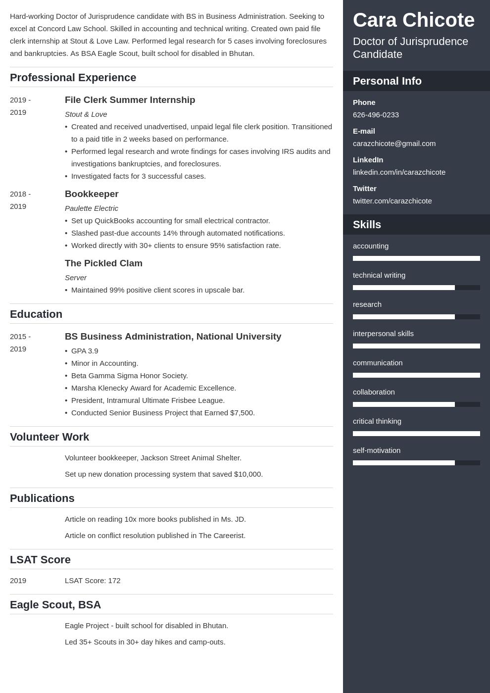 law school template enfold uk