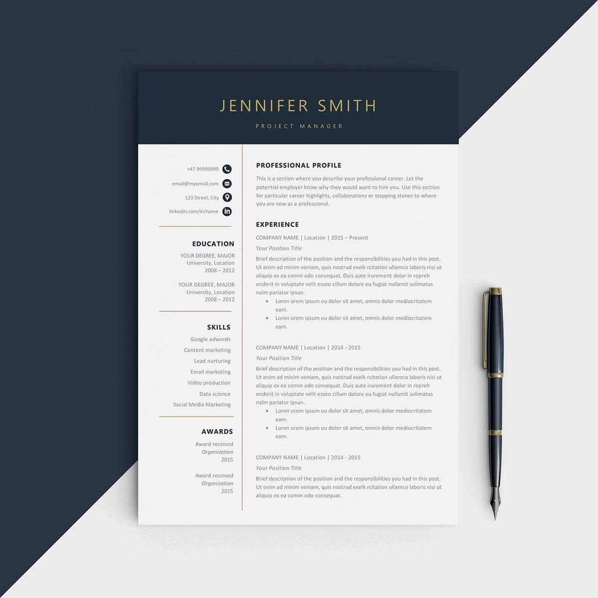 How Long Should A Resume Be One Page Vs Two