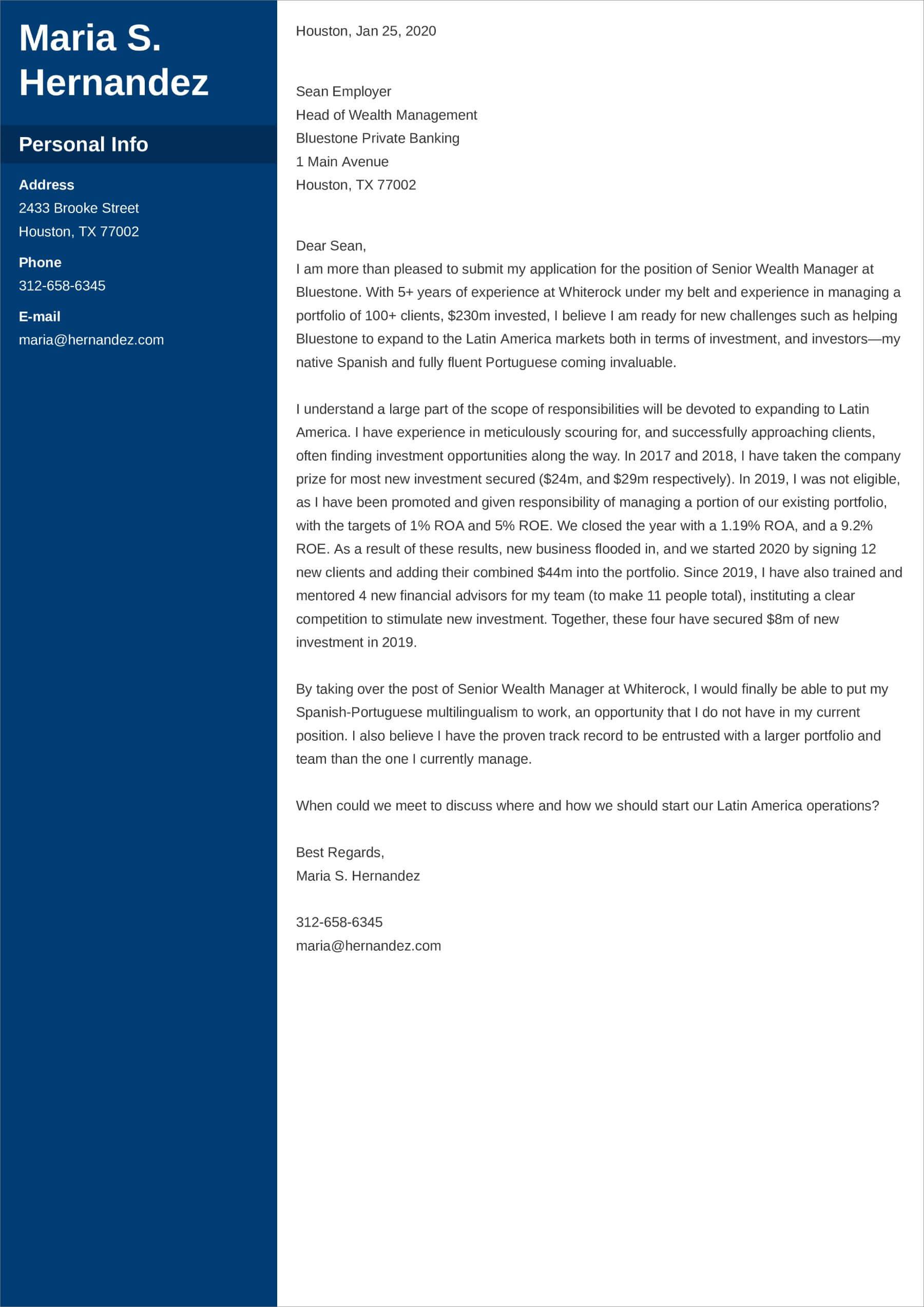 Sample Cover Letter For Finance Job from cdn-images.resumelab.com