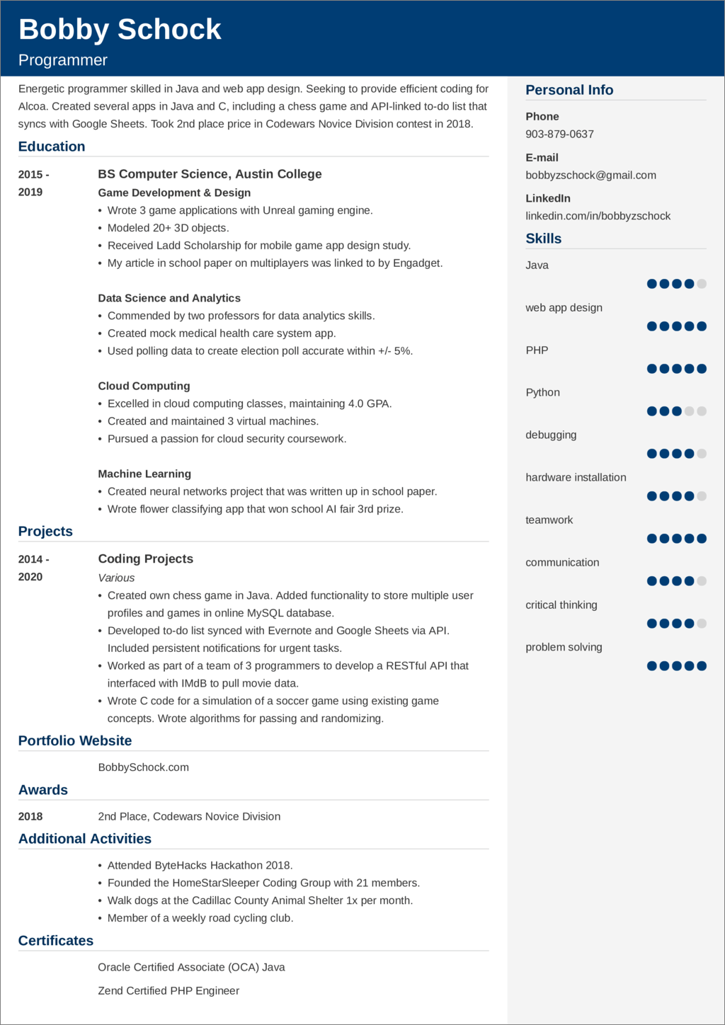 how to make a resume for a first job  no experience samples