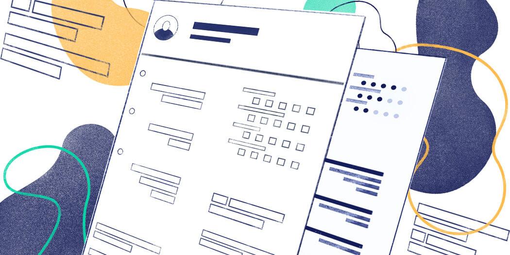 Pilot CV—Template and 25+ Writing Tips